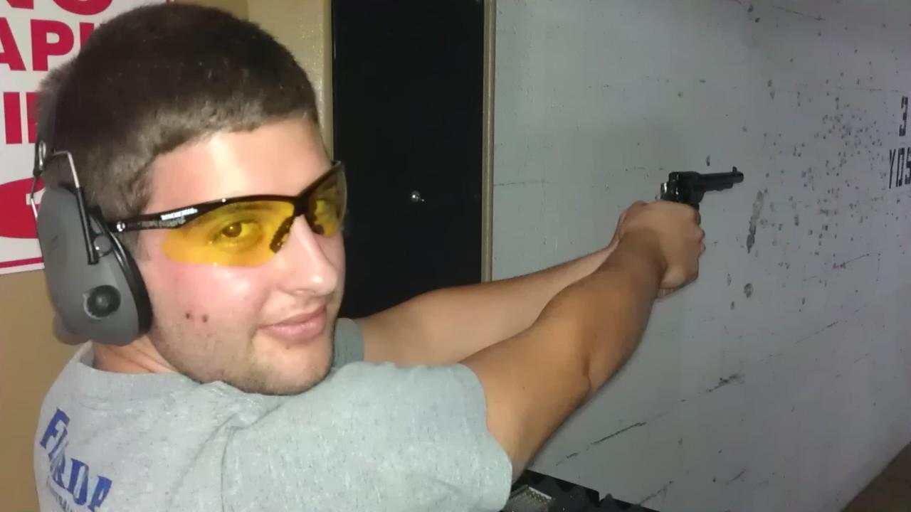 Personal Range Training