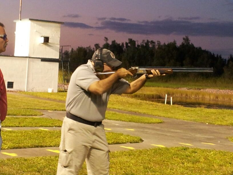 Trap/Skeet Shotgun Shooting