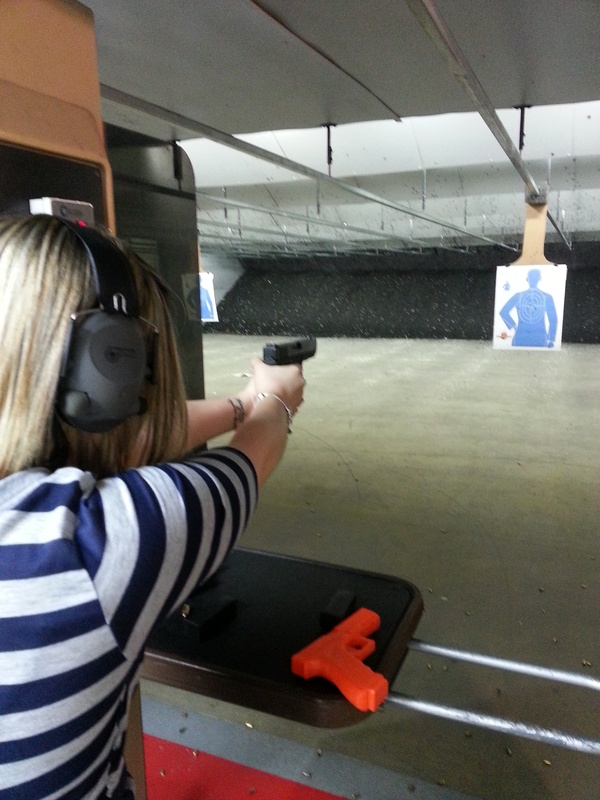 Personal Range Instruction
