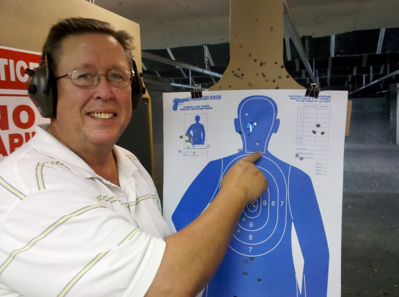 NRA FIRST STEPS PISTOL COURSE