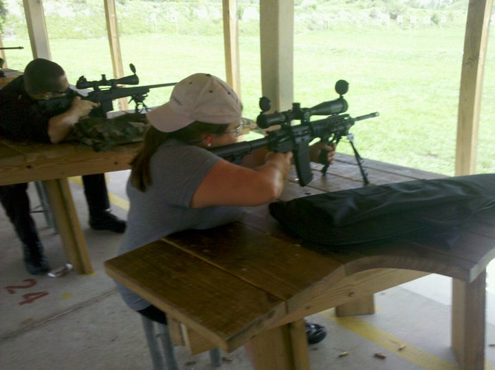 NRA FIRST STEPS RIFLE SHOOTING